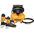Factory Reconditioned Bostitch BTFP2KIT-R 2-Piece Nailer and Compressor Combo Kit