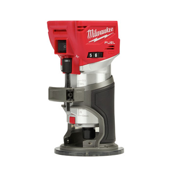 Milwaukee 2723-20 M18 FUEL Cordless Lithium-Ion Compact Router (Tool Only) image number 2