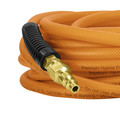 Freeman PPH50WF Polyurethane Polymer Hybrid 50-Foot Air Hose with 1/4 in. NPT Fittings image number 2