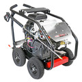 Simpson 65214 6000 PSI 5.0 GPM Gear Box Medium Roll Cage Pressure Washer Powered by KOHLER image number 1