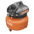 Factory Reconditioned Ridgid ZROF60150HA 6 Gallon Portable Electric Pancake Compressor
