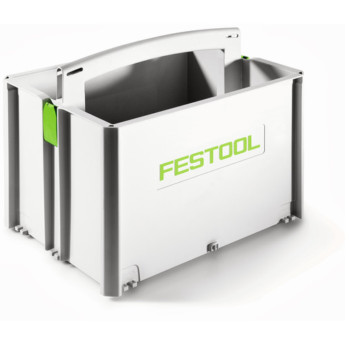 Festool SYS-Toolbox Open Top T-Loc 2 Systainer