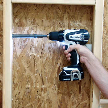 Factory Reconditioned Makita XFD01WSP-R 18V LXT Lithium-Ion Compact 1/2 in. Cordless Drill Driver Kit (1.5 Ah) image number 1