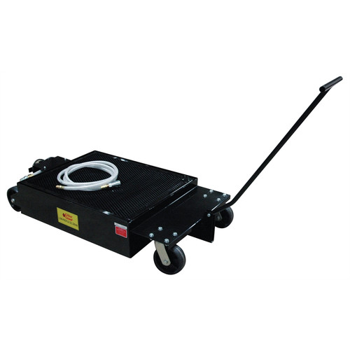John Dow Industries JDI-LP5 25 Gallon Low Profile Oil Drain with Electric Pump image number 0