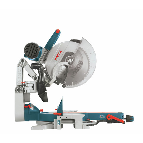 Factory Reconditioned Bosch GCM12SD-RT 12 in. Dual-Bevel Glide Miter Saw image number 1