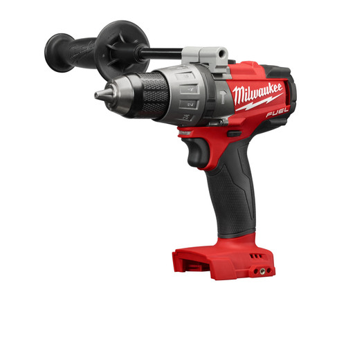 Milwaukee 2704-20 FUEL M18 18V Cordless Lithium-Ion 1/2 in. Hammer Drill Driver (Bare Tool)