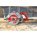 SKILSAW SPT77WML-22 Lightweight Magnesium Worm Drive 7-1/4 in. Circular Saw with Diablo Carbide Blade image number 5