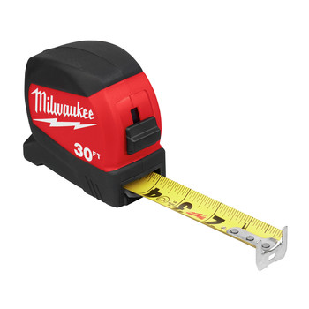 Milwaukee 48-22-0430 30 ft. Compact Wide Blade Tape Measure image number 2