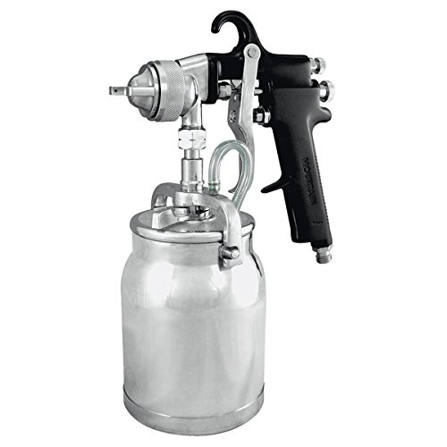 Astro Pneumatic AS7SP Black Handle Spraygun