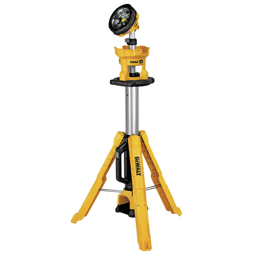 Dewalt Dcl079b 20v Max Cordless Tripod Light Bare Tool