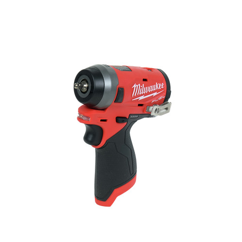 Milwaukee 2552-20 M12 FUEL Stubby 1/4 in. Impact Wrench (Tool Only) image number 0