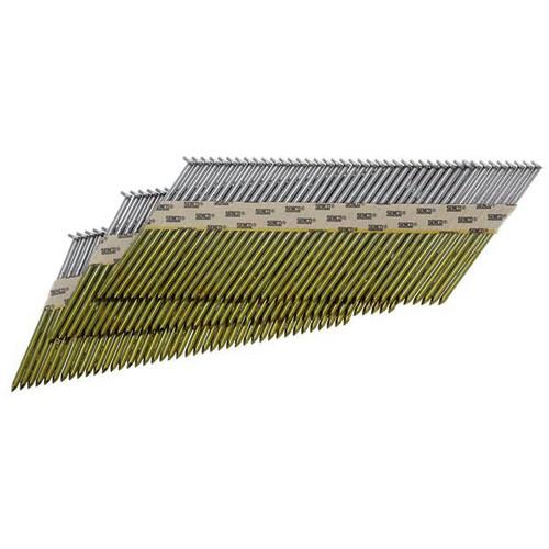 SENCO HC27APBX 3 in. x 0.120 in. Bright Basic Framing Nails (2,500-Pack)