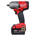Milwaukee 2852-22 M18 FUEL 3/8 in. Mid-Torque Impact Wrench with Friction Ring - 5.0 Kit image number 1