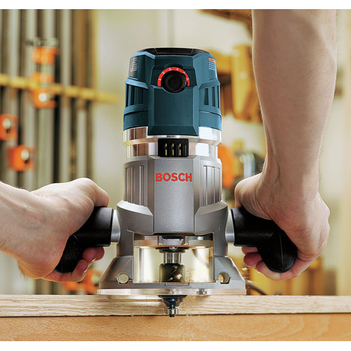 Bosch MRF23EVS 2.3 HP Fixed-Base Router image number 3
