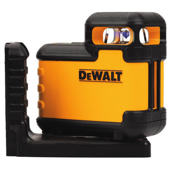 Dewalt DW03601CG 360-Degrees Green beam Cross Line Laser image number 1