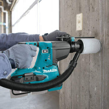 Makita XRH11Z 18V X2 LXT Lithium-Ion (36V) Brushless Cordless 1-1/8 in. AVT Rotary Hammer, accepts SDS-PLUS bits, AFT, AWS Capable (Tool Only) image number 11