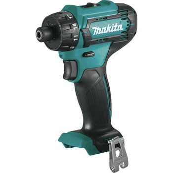 Makita FD10Z 12V max CXT Lithium-Ion Hex Brushless 1/4 in. Cordless Drill Driver (Tool Only) image number 0