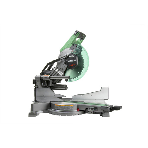 Factory Reconditioned Hitachi C10FSHC 10 in. DB Slide Miter Saw image number 0