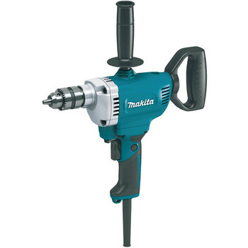 Makita DS4012 8.5 Amp 0 - 600 RPM Variable Speed 1/2 in. Corded Drill with Spade Handle image number 0