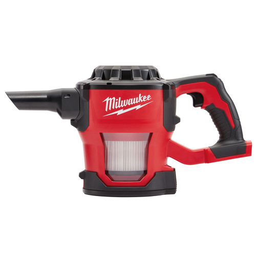 Milwaukee 0882-20 M18 18V Cordless Lithium-Ion Compact Vacuum (Tool Only) image number 0