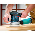 Bosch SR5R120 5 Pc 5 in. 120-Grit Sanding Discs for Wood image number 4