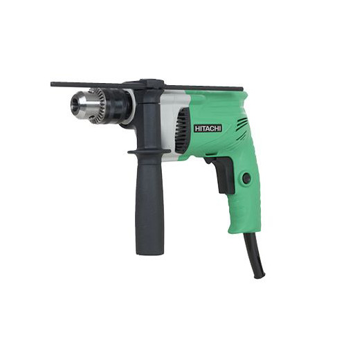 Hammer Drill Kit 1//2 Inch Corded Electric 7 Amp Motor Variable Speed Hard Case