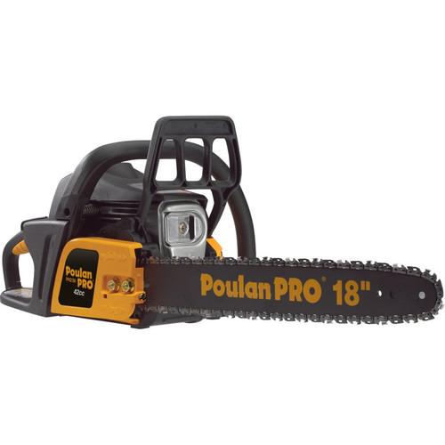 Poulan Pro PP4218A 42cc Gas 2-Cycle 18 in. Chainsaw