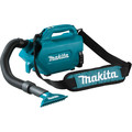 Makita XLC07SY1 18V LXT Compact Lithium-Ion Cordless Handheld Canister Vacuum Kit (1.5 Ah) image number 6