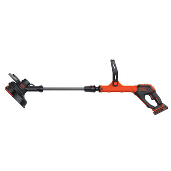 Factory Reconditioned Black & Decker LSTE525R 20V MAX 1.5 Ah Cordless Lithium-Ion EASYFEED 2-Speed 12 in. String Trimmer/Edger Kit image number 1