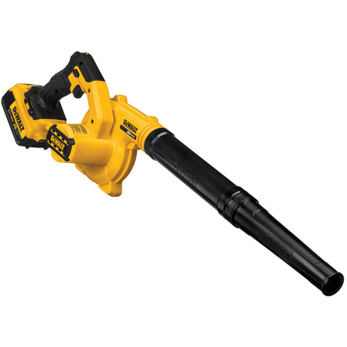 Dewalt DCE100M1 20V MAX Cordless Lithium-Ion Compact Jobsite Blower Kit image number 0