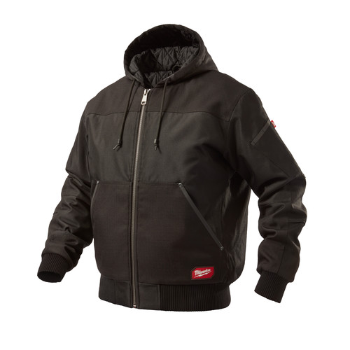 Milwaukee 254B-2X GRIDIRON Hooded Jacket (Black)