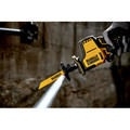 Dewalt DCS312G1 XTREME 12V MAX Brushless Lithium-Ion One-Handed Cordless Reciprocating Saw Kit (3 Ah) image number 9
