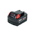 Milwaukee 2804-22 M18 FUEL Lithium-Ion 1/2 in. Cordless Hammer Drill Kit (5 Ah) image number 4