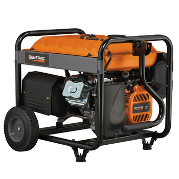 Factory Reconditioned Generac 6672R 5,500 Watt Portable Generator with Cord image number 2