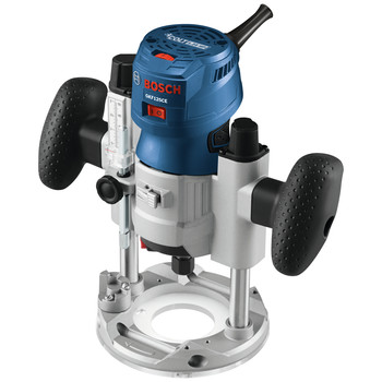 Bosch GKF125CEPK Colt 1.25 HP Variable-Speed Palm Router Combination Kit (7 Amp) image number 4