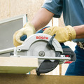 Bosch CCS180-B14 18V 6-1/2 In. Circular Saw Kit with CORE18V Battery image number 3