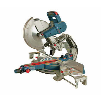 Bosch GCM12SD 12 in. Dual-Bevel Glide Miter Saw image number 3