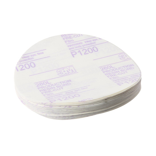 3M 1318 6 in. P1200 Stikit Finishing Film Disc (100-Pack)
