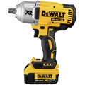 Dewalt DCF899M1 20V MAX XR Cordless Lithium-Ion 1/2 in. Brushless High-Torque Impact Wrench with Detent Pin Anvil image number 1