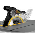 Factory Reconditioned Dewalt DWE7491RSR Site-Pro 15 Amp Compact 10 in. Jobsite Table Saw with Rolling Stand image number 11