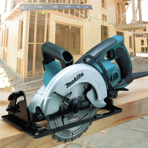 Makita 5477NB 7-1/4 in. Hypoid Saw image number 2
