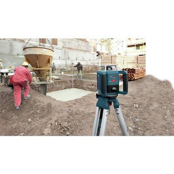 Factory Reconditioned Bosch GRL400H-RT Self-Leveling Exterior Rotary Laser image number 5