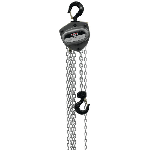 JET L100-200WO-30 2 Ton Capacity Hoist with 30 ft. Lift and Overload Protection