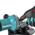 Makita XAG22ZU1 18V X2 LXT Lithium-Ion Brushless Cordless 7 in. Paddle Switch Cut-Off/Angle Grinder with Electric Brake and AWS  (Tool Only) image number 12