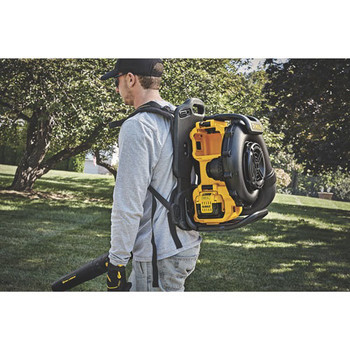 Dewalt DCBL590X1 40V MAX Cordless Lithium-Ion XR Brushless Backpack Blower Kit image number 10
