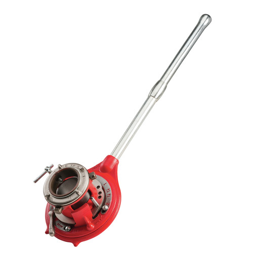 Ridgid 65R-C 1 - 2 in. Manual Receding Pipe Threader with Cam Workholder