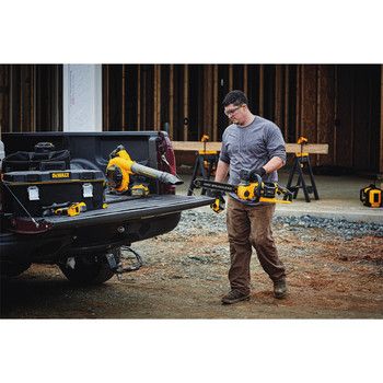 Dewalt DCBL770X1 60V MAX 3.0 Ah Cordless Handheld Lithium-Ion XR Brushless Blower image number 9