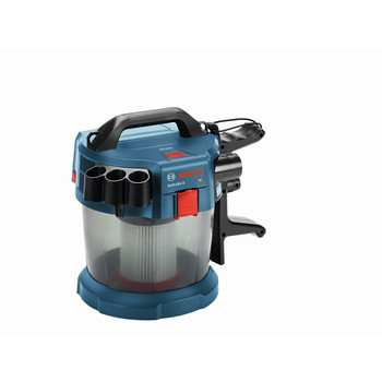 Bosch GAS18V-3N 18V 2.6 Gal. Wet/Dry Vacuum Cleaner with HEPA Filter (Tool Only) image number 5