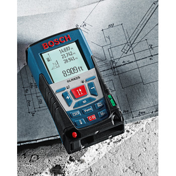 Bosch GLR825 825 ft. Laser Distance Measurer image number 3