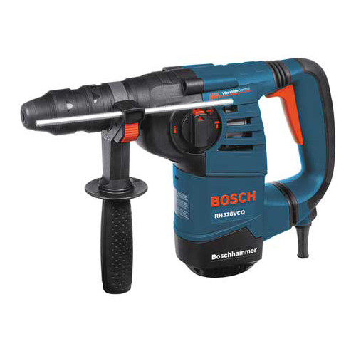 Bosch RH328VCQ 1-1/8 in. 8 amp SDS-plus Quick-Change Rotary Hammer